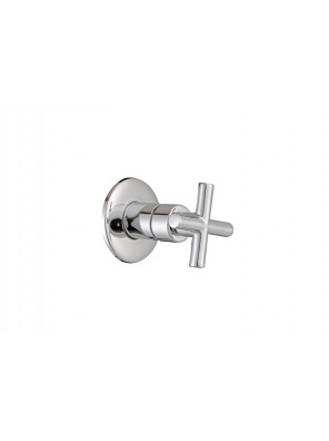 "JOHNSON SUISSE Asti-N 1/2"" Concealed Shower Tap WBFA301413CP"