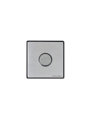 JOHNSON SUISSE External Trim Subassembly For Manaul Urinal Flush Valve 130 X 130mm WBFT401005CP