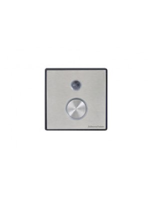 JOHNSON SUISSE External Trim Subassembly For Sensor Urinal Flush Valve 130 X 130mm WBFT401003CP