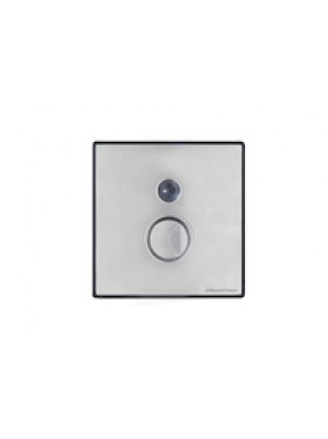 JOHNSON SUISSE External Trim Subassembly For Sensor Wc Flush Valve 160 X 160mm WBFT401000CP
