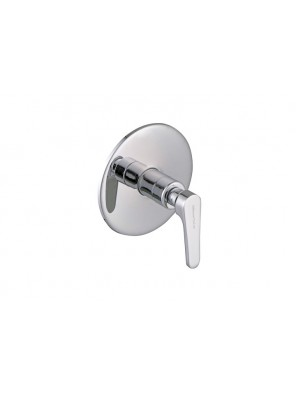 "JOHNSON SUISSE Fermo-N 1/2"" Concealed Shower Tap WBFA301406CP"