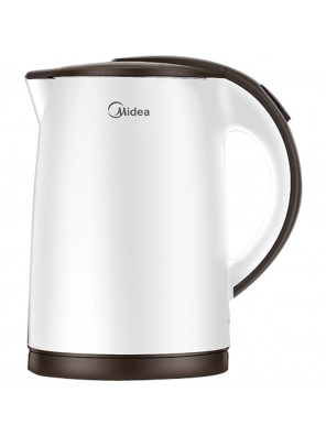 MIDEA  JUG KETTLE 1.5L DOUBLE WALL-MK-15D