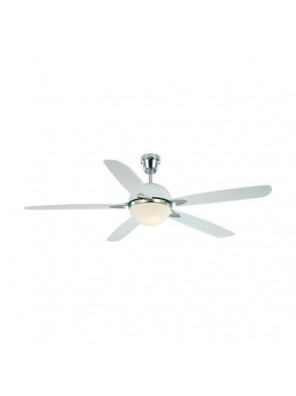 "RUBINE 56"" Decorative Ceiling Fan RCF-PA200-5BL-WC"